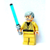 obi-wan kenobi white pupils lightsaber lego