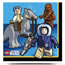 193462 Lego Star Wars Lunch Napkins