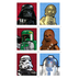 hallmark lego star wars sticker sheets