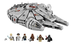 lego star wars millennium falcon escape