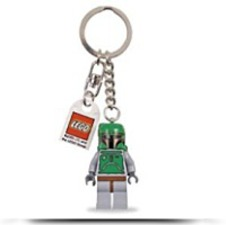 Discount Boba Fett Star Wars Key Chain