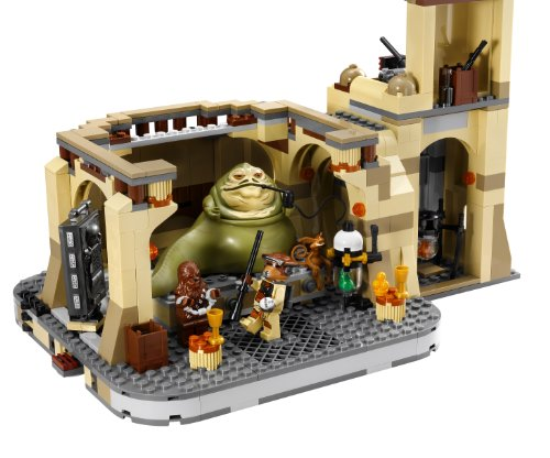 Star Wars 9516 Jabbas Palace Star Wars Lego Sets