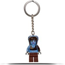 Star Wars Aayla Secura Key Chain 853129