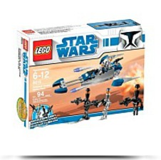 Star Wars Assassin Droids Battle Pack