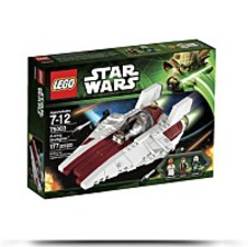 Discount Star Wars Awing Starfighter 75003