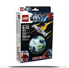 Discount Star Wars Naboo Starfighter And Naboo