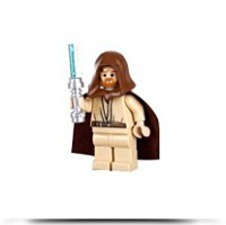 Discount Star Wars Obiwan Kenobi Minifigure