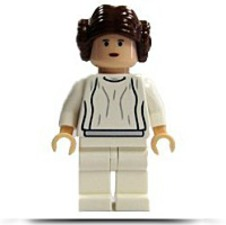 Discount Star Wars Princess Leia Minifigure