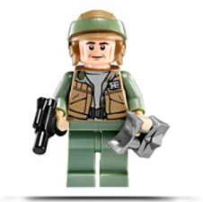 Star Wars Rebel Commando Minfigure