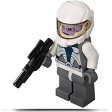 Discount Star Wars Umbaran Soldier Minifigure