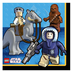 hallmark lego star wars lunch napkins