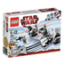 lego star wars snow trooper battle
