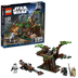lego star wars ewok attack ambush