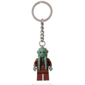Star Wars Kit Fisto Key Chain