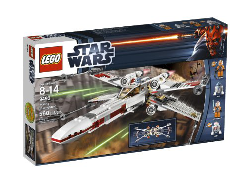 Star Wars Xwing Starfighter 9493