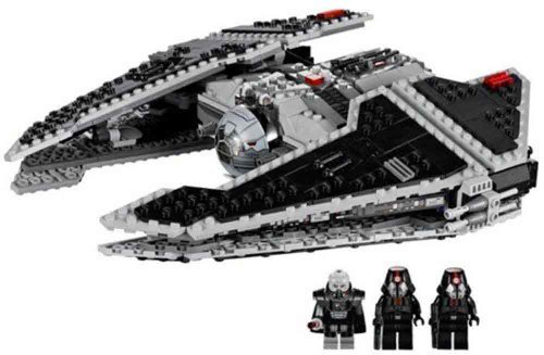 Star Wars 9500 Sith Furyclass Interceptor