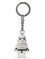 Stormtrooper Star Wars Key Chain 850355